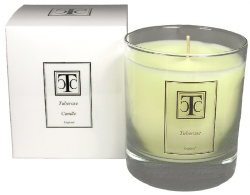 Tuberose Scented Candle 40 hour